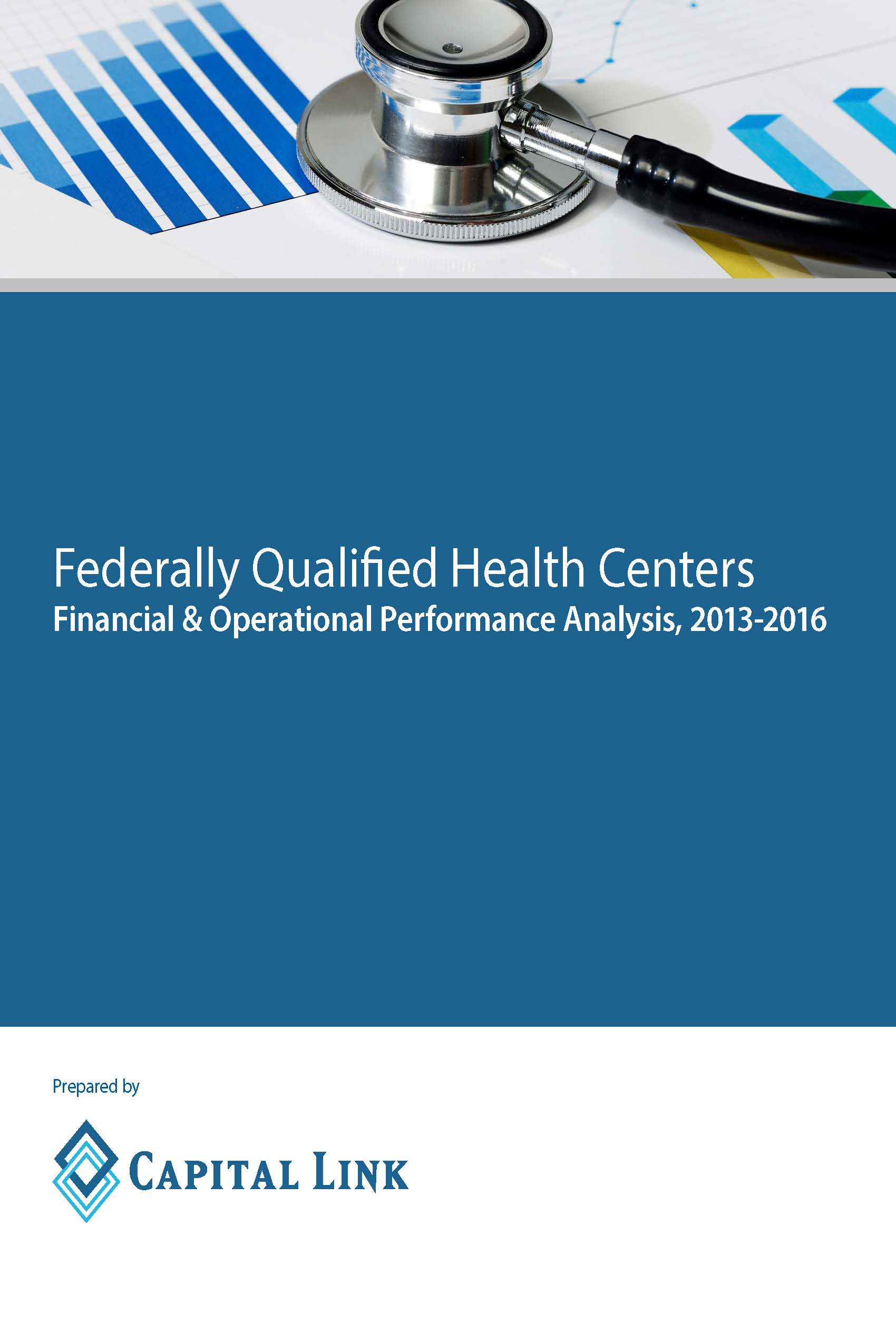 National Health Centers Financial and Operational Performance Analysis 2013 2016 Cover