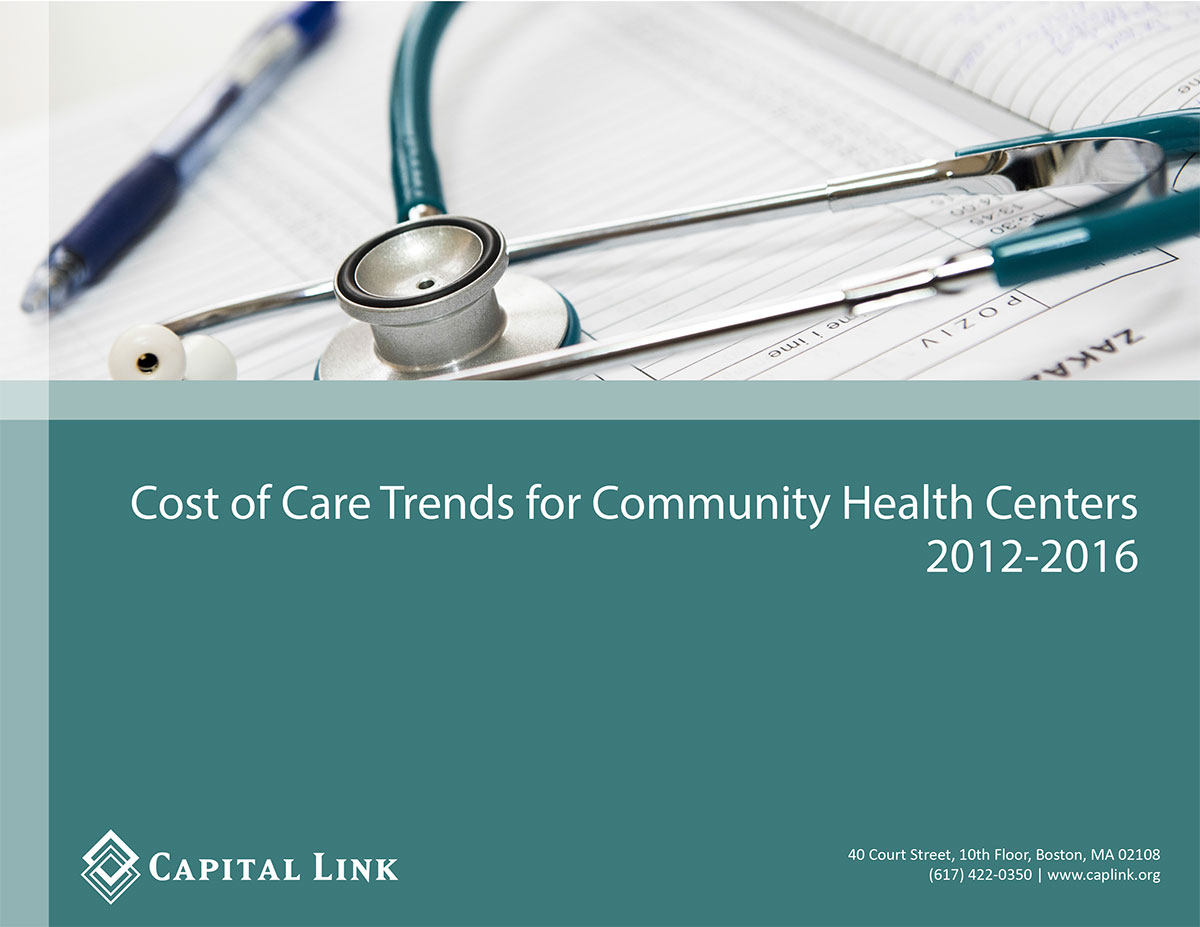 Cost of Care Trends Report Cover